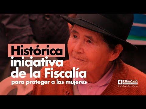 Fiscal Francisco Barbosa: Histórica iniciativa de la Fiscalía para proteger a las mujeres