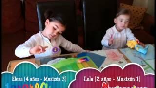 Pasa el batallón - Los cuadernos de Musizón 3 - Tararea Laboratoria Musical