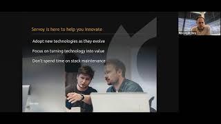 Servoy v2021.03 Launch Webinar Part 1