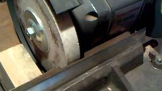 Заточка ножей для строгального станка.