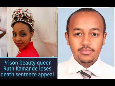 Prison beauty queen Ruth Kamande loses death sentence appeal