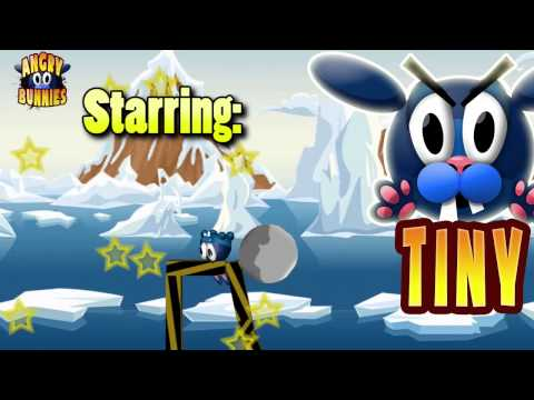 Angry Bunnies: Colossal Carrot Crusade - Official trailer [ Nintendo Wii U ] thumbnail