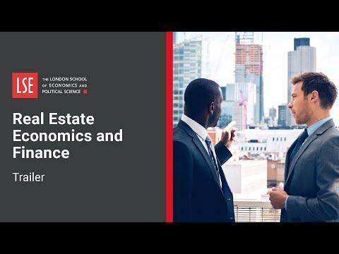 LSE Real Estate Economics and Finance | Online Short Course Trailer