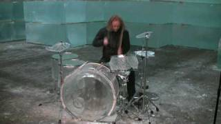 Ice Drumming
