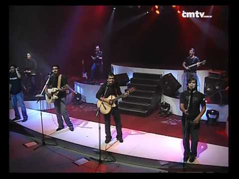 Los Nocheros video Chacarera del rancho - CM Vivo 2005