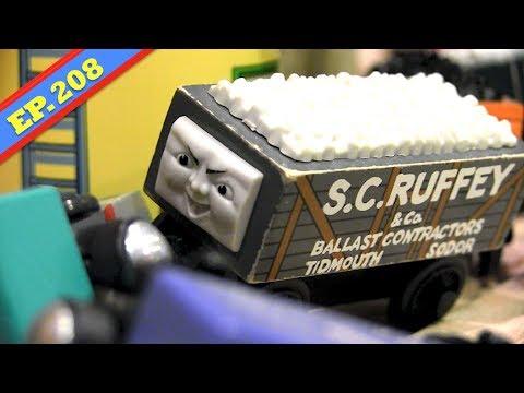 S.C.Ruffey's Sweet Tooth | Thomas & Friends Wooden Railway Adventures | Episode 208