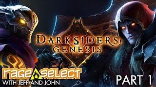 Darksiders Genesis - The Dojo (Let's Play) - Part 1