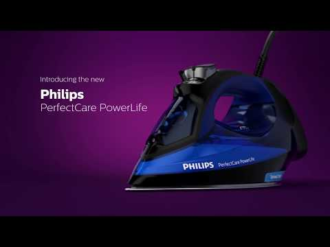 Philips PerfectCare PowerLife Ångstrykjärn med OptimalTEMP-teknik