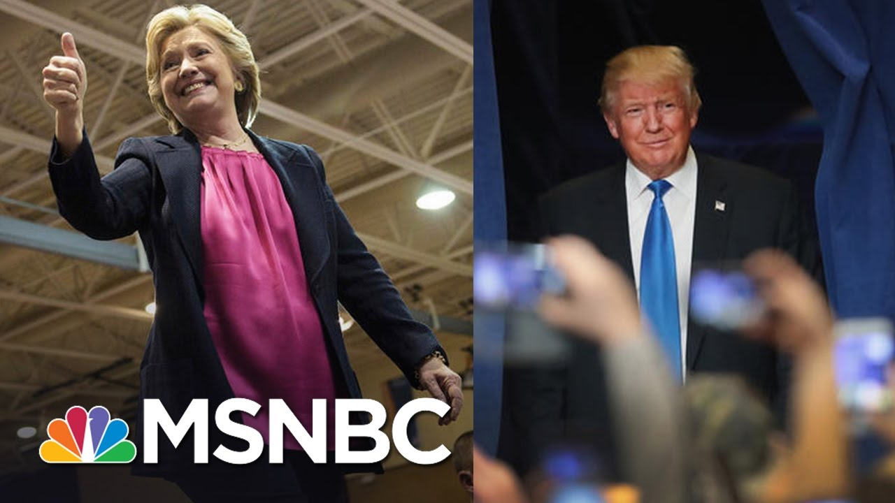 As Hillary Clinton Leads Battleground States, Donald Trump Needs A Big Night | Morning Joe | MSNBC thumbnail