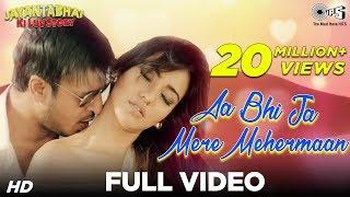 Aa Bhi Ja Mere Mehermaan - Video Song | Jayantabhai Ki Luv Story | Vivek Oberoi & Neha Sharma