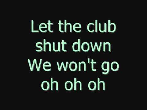 Jason Derulo-Don't Wanna Go Home (lyrics on screen)