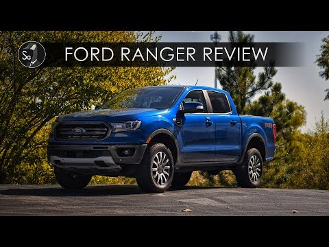 External Review Video IxcMEl0Ak3c for Ford Ranger Pickup (4th gen)
