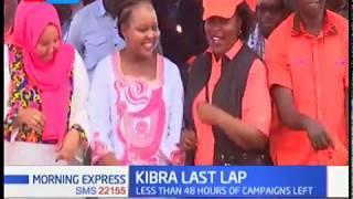 Battle for Kibra vote intensifies as Ruto backs Mariga, Raila supports Imran Okoth   The Way It Is