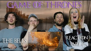 Game of Thrones S08E05 'The Bells' - Reaction! Part 1