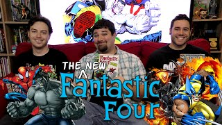 Spider-Man Creates a New Fantastic Four - Back Issues