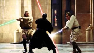 """Duel Of The Fates"" - John Williams (""Star Wars - Episode I: The Phantom Menace"", 1999) HD"