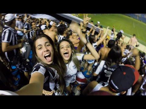 """""""Alento Setor Alvinegro """"Ceará x Bragantino"""""""" Barra: Setor Alvinegro • Club: Ceará"""