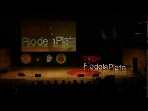 La fuerza de la lengua   Pedro Mairal   TEDxRiodelaPlata
