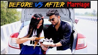 Before VS After Marriage | Ojas Mendiratta - YouTube