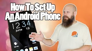 How To Set Up An Android Phone/Tablet For Low Vision
