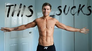 Top 5 Reasons Why Getting To A Low Body Fat Sucks