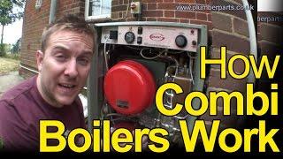 How Combi Boilers Work - Plumbing Tips