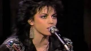 Joan Jett - Roadrunner (Dave Letterman Show - Jan 1987)