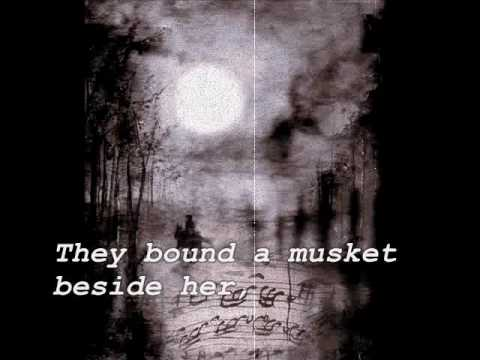 THE HIGHWAYMAN THE HIGHWAYMEN   Typography Words Song Lyric Lyrics