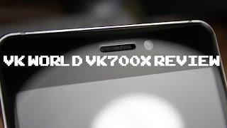 VKWorld VK700x - Billigstes Smartphon ever ? Review - Hands-On