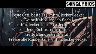 JOKER BRA   LECKER LECKER Lyrics (SONGLYRICS)