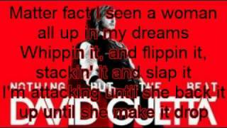 David Guetta Ft. Taio Cruz Little Bad Girl (LYRICS)