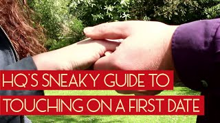 Hayley Quinn's sneaky guide to touching on a first date | Martin 2.0