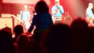 The Aquabats - Red Sweater [HOB San Diego Comic Con]