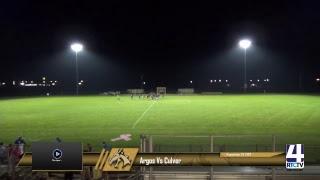 Argos Boys Soccer vs Culver