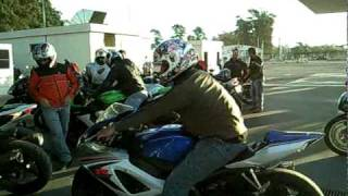preview picture of video 'video moto canning esso CAÑUELAS'