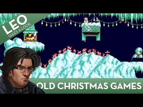 Nothing Says 'Christmas' Like Retro Pixelated Killing