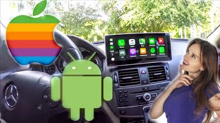 Apple Carplay  Android Auto Dongle Review