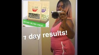 Teami Blends 30 Day Detox   7 Day Update
