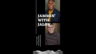 NEW SERIES ON IGTV: Jammin' With Jalon