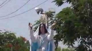 preview picture of video 'Peregrinación Virgen de la Asunción Dzitbalché Campeche'