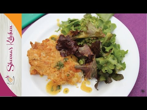 How to make Chicken Milanese without breadcrumbs / Sheena's kitchen