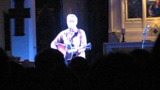 """""""The Space Race Is Over"""" - Billy Bragg @St David's Historic Sanctuary"""