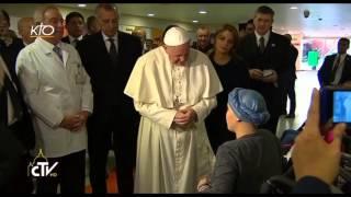 Voyage du Pape François au Mexique