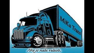 Mika TransCZ Promods jízda na Island live. 20.10.2019