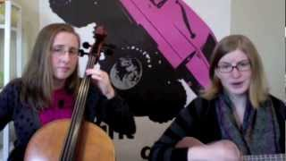 The Jeep Song - Amanda Palmer Cover - The Doubleclicks