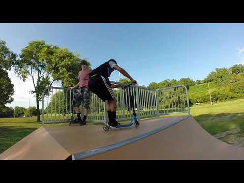 Quincy Skate Park edit!