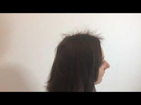Zielony olej apteki do mycia włosów z rozmarynem