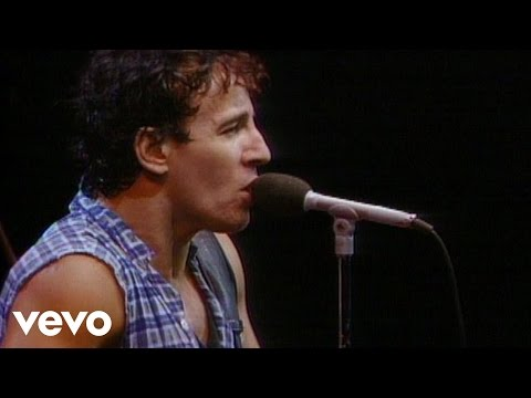 Bruce Springsteen - Born to Run (Official Music Video)