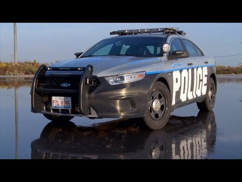 Ford Interceptor Police Car Review