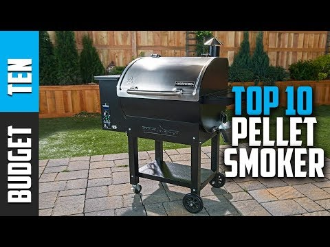 Best Pellet Smoker 2019 – Budget Ten Pellet Grills Review